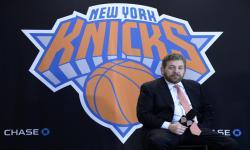 Pemilik Klub NBA New York Knicks Positif Covid-19