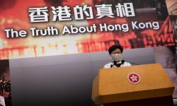 Hong Kong Sahkan UU Larang Hina Lagu Kebangsaan China