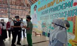 Sukabumi Resmi Canangkan Vaksinasi Anak Usia 12-17 Tahun
