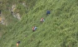 Pendaki Hilang di Gunung Guntur Belum Juga Ditemukan