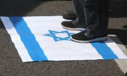 Aksi Bela Palestina Digelar di Parung, Kabupaten Bogor