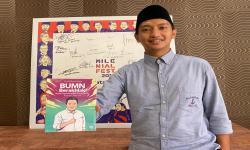 Arief Rosyid Luncurkan Buku Kepemimpinan Ala Erick Thohir