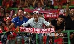 Suara Suporter Usai Timnas Indonesia Lolos 16 Besar