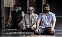 Satgas dan MUI Cilegon Imbau Prokes di Masjid Diperketat
