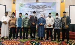 Pengukuhan OIAA Sumbar, Alumni Al-Azhar Bahas Isu Keumatan