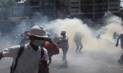 Turki Kecam Penggunaan Kekerasan Terhadap Sipil di Myanmar