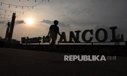In Picture: Taman Impian Jaya Ancol Tutup Operasional Sementara
