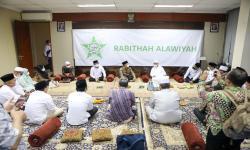 Datangi Rabithah Alawiyah, PKB Minta Bimbingan Para Habib