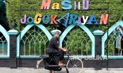 Jogokariyan Laksanakan Bersih Masjid Gratis di DIY