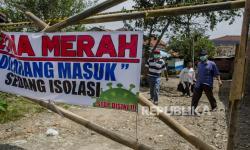 Warga Kediri Terpapar Covid Mendapat Sembako Selama Ramadhan