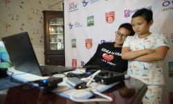 Sandiaga Ajak Mahasiswa Universitas Riau Jadi Pengusaha