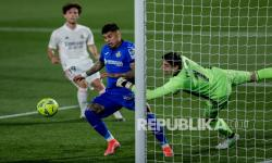 In Picture:  Real Madrid Ditahan Imbang Getafe dengan Skor 0-0