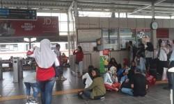Stasiun Pondok Raji Ditata Lebih Efisien