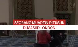 Pelaku Penusukan Muadzin di London Ditangkap
