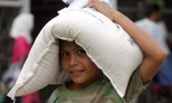 Pemkab Lebak Mulai Salurkan Bantuan Beras Dampak Covid-19