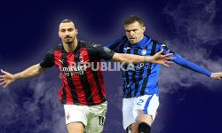 Susunan Pemain AC Milan vs Atalanta