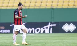 Ibrahimovic Jadi Tumbal Kemenangan Milan atas Juventus