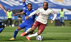 Babak I, Arsenal Ungguli Leicester di King Power
