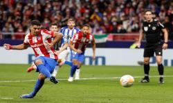 Ditahan Imbang Atletico, Sociedad Tetap di Puncak La Liga