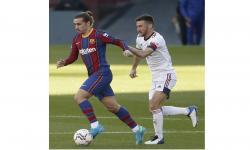 Babak Pertama, Barcelona Ungguli Osasuna 2-0