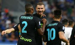 Inter Milan Hancurkan Bologna 6-1