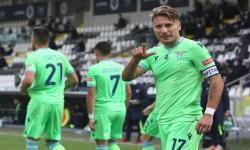 Babak Pertama, Spezia 0-2 Lazio