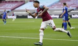 West Ham Kembali ke Posisi 4 Besar Usai Taklukkan Leicester