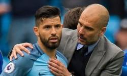 Guardiola tak Janjikan Laga Perpisahan untuk Sergio Aguero