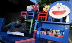 In Picture: Penambahan Anggaran Program Kredit Usaha Rakyat