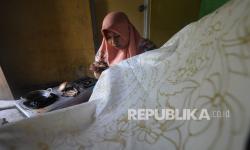 In Picture: Pengrajin Batik Tulis di Pilangsari Klaten