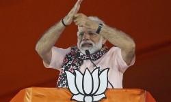 Popularitas Perdana Menteri Modi Turun