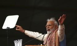 PM India Siapkan Strategi untuk Vaksinasi Covid-19