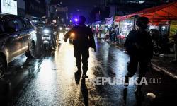 In Picture: Kegiatan di Jakarta Dibatasi Hingga Pukul 21.00 WIB