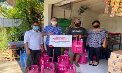 Pertamina Salurkan Modal Program Pinky Movement di Sorong