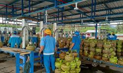 Pertamina Tambah Pasokan 130 Metrik Ton Elpiji untuk Sulbar