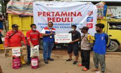 Pertamina Peduli Terus Kirim Bantuan Korban Banjir Kalsel