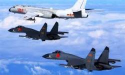 Taiwan melaporkan Penyusupan Pesawat Pembom China