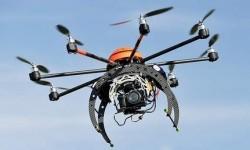 Mahasiswa Kamboja Rancang Prototipe <em>Drone</em> untuk Manusia
