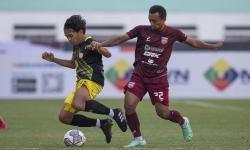 In Picture: Borneo FC Bermain Imbang 1-1 Atas Barito Putera