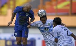 Bruno Silva Kembali Berlatih Bersama PSIS Usai Jalani Sanksi