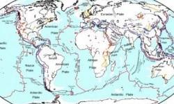 Batuan Tertua di Bumi Ungkap Usia Lempeng Tektonik