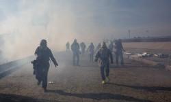 Kerusuhan Meletus di Kamp Migran Meksiko Akibat Panik Corona