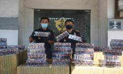 Bea Cukai Gresik Ungkap Temuan 240 Ribu Rokok Cukai <em>Bodong</em>