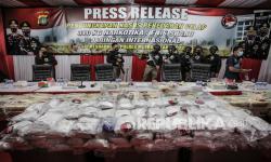 310 Kg Sabu Milik Sindikat Iran-Nigeria Masuk via Aceh