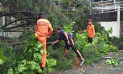 Ragam Bencana di Sukabumi, Rusak Ruang Kelas dan Rumah Warga