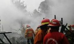 Antisipasi Banjir, Depok Siagakan 300 Personel Damkar