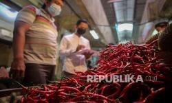 Jelang Lebaran, Harga Pangan di Tangerang Relatif Stabil