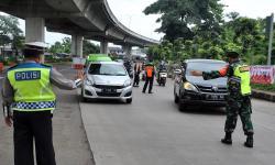 Ribuan Kendaraan Berplat Genap Diputarbalik Hari Ini