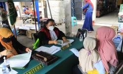 Ratusan Warga Sukabumi Langgar Protokol Kesehatan
