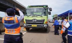 Operasi Truk ODOL demi Keamanan dan Kenyaman Pengguna Tol